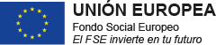 Unión Europea. Fondo social europeo. El PSE invierte en tu futuro