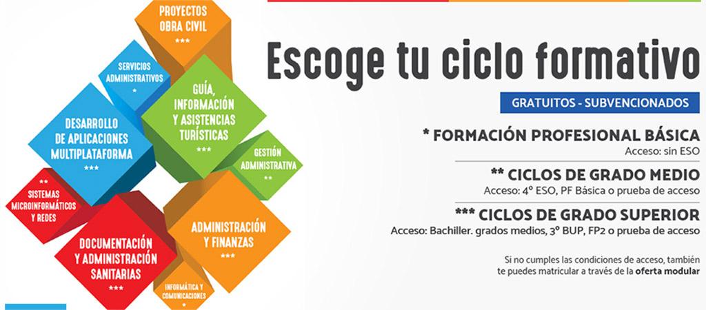 Academia Crespo Centro Concertado Formación Profesional